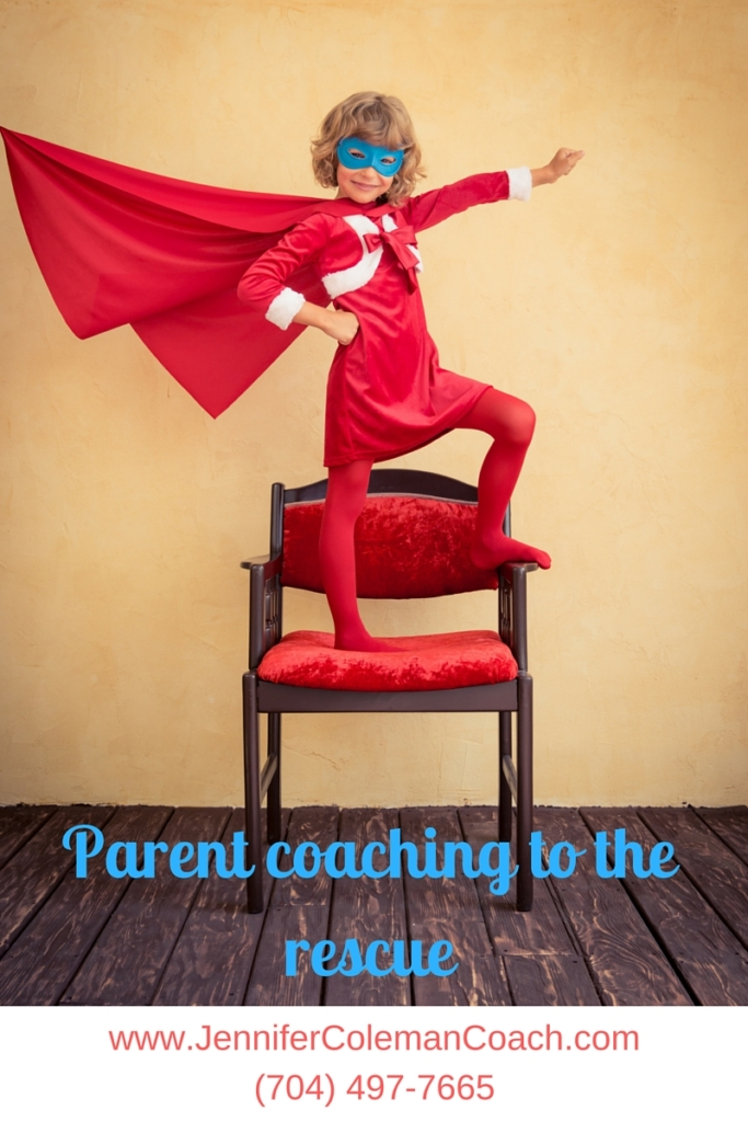 Parent coaching to the rescue